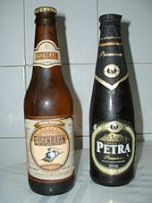 Eisenbahn – Bier aus Brasilien