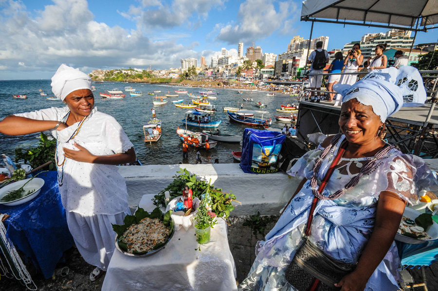 Yemanjá, Rio de Janeiro