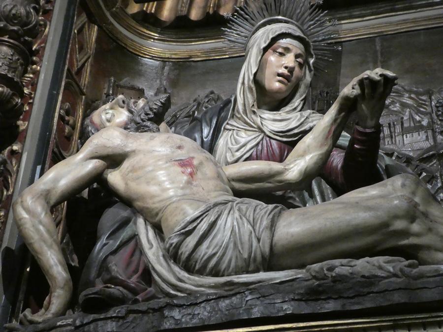Pieta in San Antón